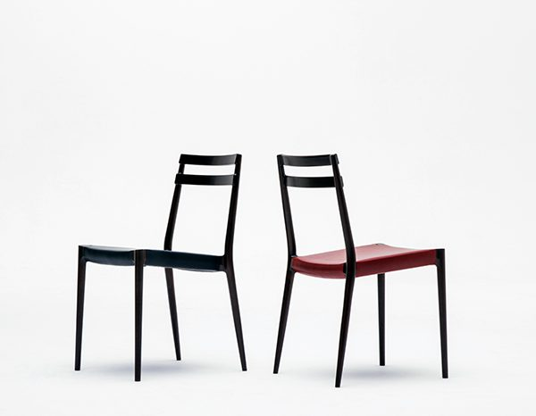 KUNST stacking chair